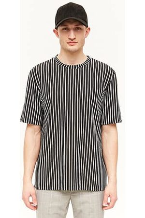 Forever 21 Vertical Striped Tee
