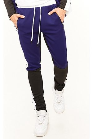 Forever 21 Elbowgrease Athletics Colorblock Track Pants