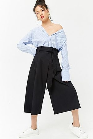 68727ad2d Buy Forever 21 Women's Culottes Online | FASHIOLA.com | Compare & buy