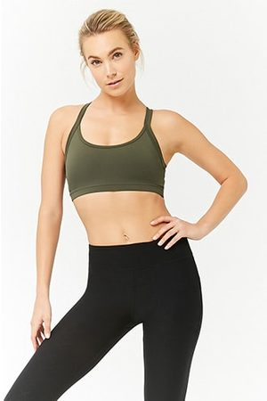 Forever 21 Active Diamond Knit Leggings
