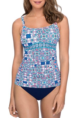 gottex Tangier Scoop Neck Tankini Top