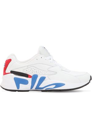 Fila Mindblower Faux Leather Sneakers