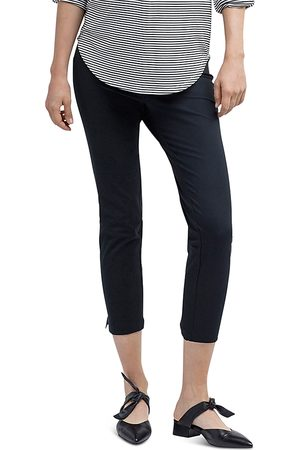 Nom Maternity Women Pants - Ava Cropped Pants