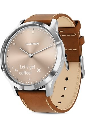 Garmin Vivomove Hr Dial Touchscreen Hybrid Smartwatch, 43mm
