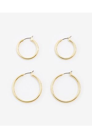 ANN TAYLOR Women Hoop - Hoop Earring Set