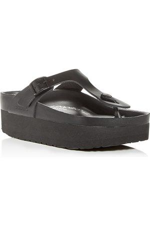 Birkenstock Women Sandals - Women's Papillio by Gizeh Platform Thong Sandals