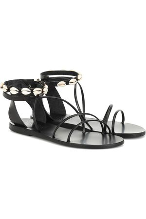 Ancient Greek Sandals Exclusive to Mytheresa – Meloivia leather sandals