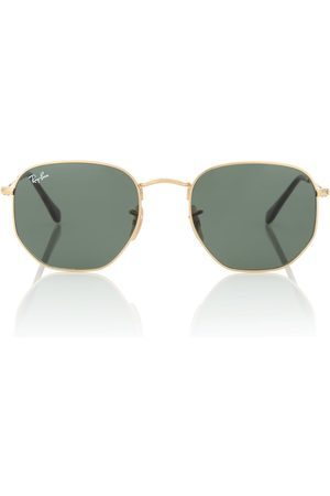 Ray-Ban RB3548N Hexagonal Flat sunglasses
