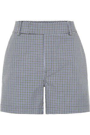 Plan C Checked shorts