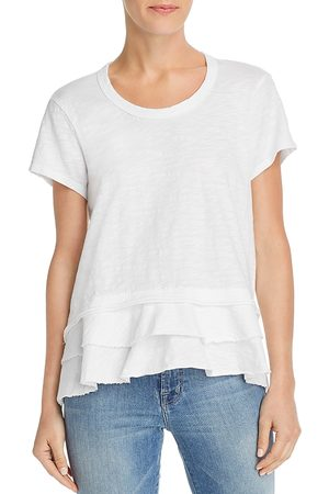 Wilt Women T-shirts - Tiered Ruffle Tee