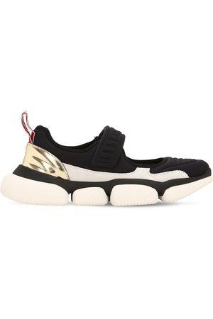 Moncler Belma Neoprene Sneakers