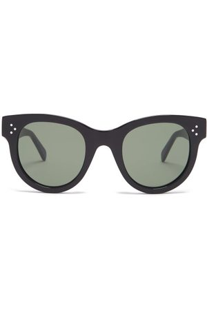 Céline Baby Audrey Cat-eye Acetate Sunglasses - Womens