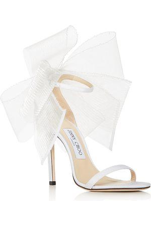 Jimmy choo Women's Aveline 100 High-Heel Sandals