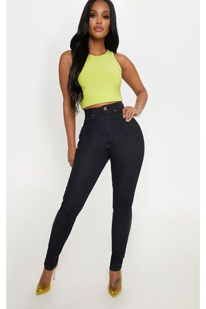 PRETTYLITTLETHING Shape High Waist Skinny Jean