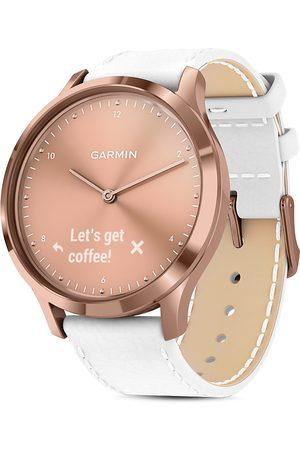 Garmin Vivomove Hr Rose Touchscreen Hybrid Smartwatch, 43mm