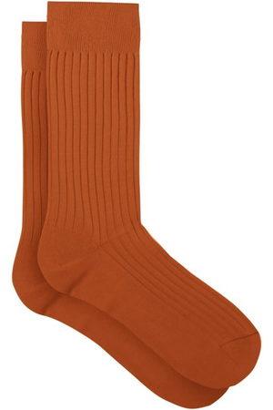 Pantherella Danvers Rib-knit Socks - Mens