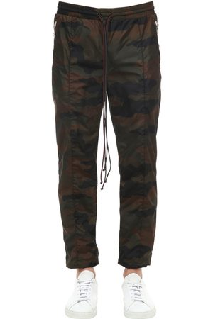 NORWOOD CHAPTERS Nylon Camo Pants