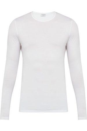 Zimmerli 700 Pureness Stretch Jersey T Shirt - Mens