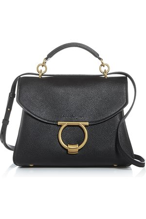 Salvatore Ferragamo Women Purses - Margot Small Leather Satchel