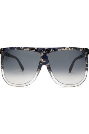 Loewe Filipa D Frame Sunglasses - Womens