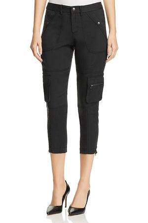 Go By Go Silk Cropped Utility Pants