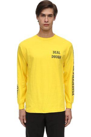 1800-PARADISE Deal Dough Long Sleeve Cotton T-shirt