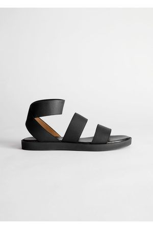 & OTHER STORIES Elastic Strap Sandal
