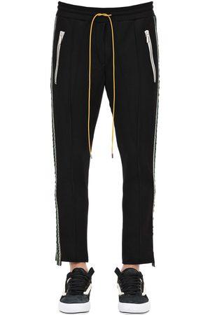 Rhude Traxedo Pants W/ Contrasting Side Bands