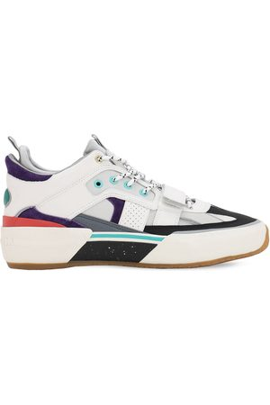 STRATICA INTERNATIONAL Ralley Traier Sd I Leather Sneakers