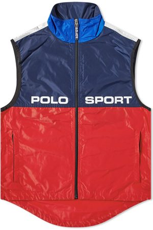 Polo Ralph Lauren Men Gilets - Polo Sport Zip Gilet