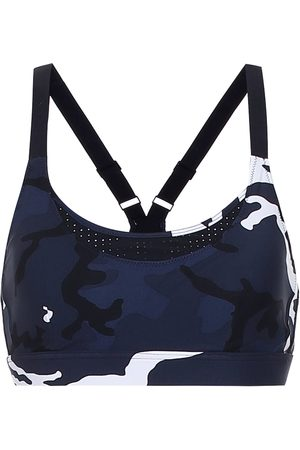 The Upside Marine Camo Kristi sports bra