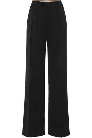 Chloé Stretch wool wide-leg pants
