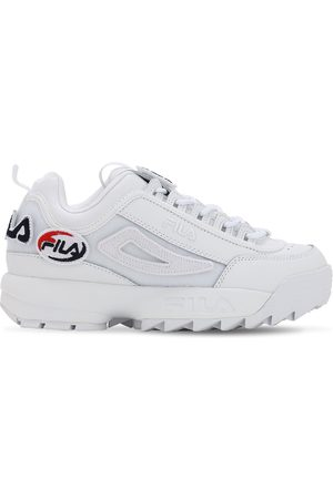 Fila Disruptor Patches Sneakers
