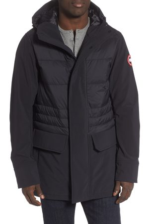 Canada Goose Men Parkas - Men's Breton 675-Fill Power Down Coat