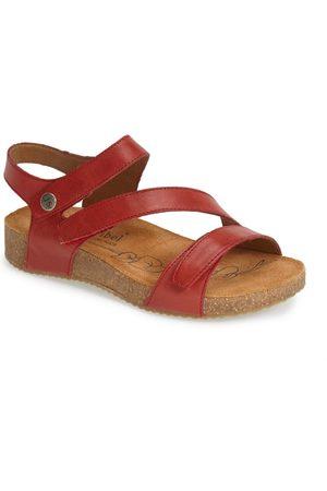 Josef Seibel Women's 'Tonga' Leather Sandal