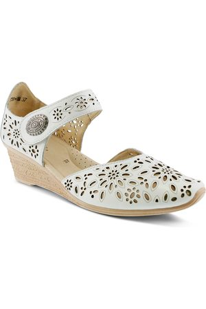 Spring Step Women's Nougat Pump