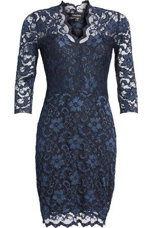 Karen Kane Women's Scalloped Lace Sheath Dress
