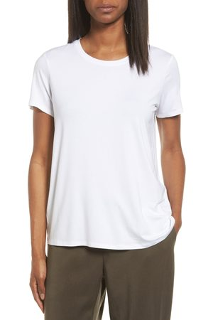 Eileen Fisher Women's Short Sleeve Jersey Tee