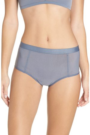 NEGATIVE UNDERWEAR Women's Sieve High Waist Briefs