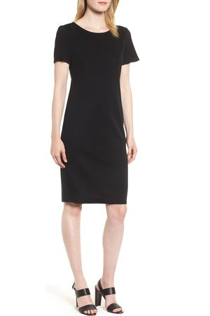Ming Wang Women's Short Sleeve Dress