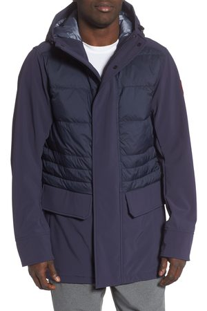 Canada Goose Men's Breton 675-Fill Power Down Coat