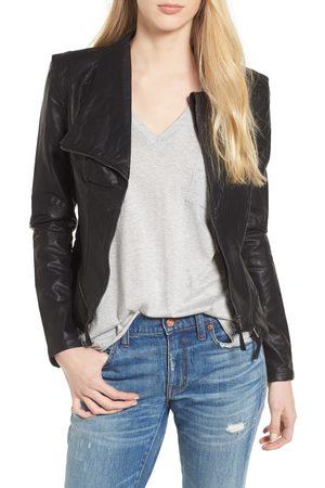BLANK NYC Women's Faux Leather Jacket