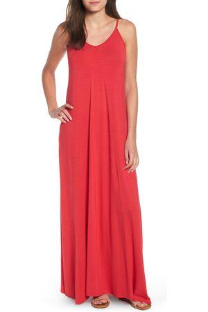 Loveappella Women's Knit Maxi Dress