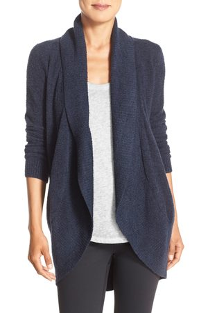 Barefoot Dreams Women's Barefoot Dreams Cozychic Lite Circle Cardigan