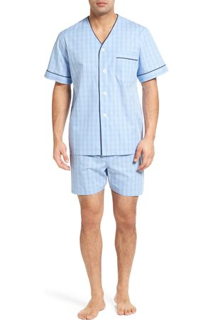 Majestic Men's Cotton Short Pajamas