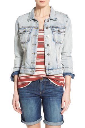 Kut From The Kloth Women's 'Helena' Denim Jacket