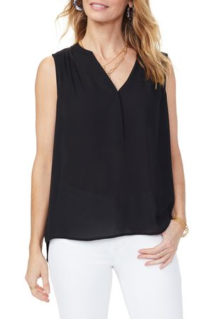 Curves 360 by NYDJ Women's Perfect Sleeveless Blouse