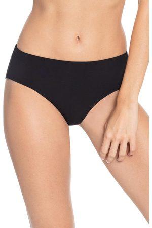 Robin Piccone Women's Ava High Waist Bikini Bottoms