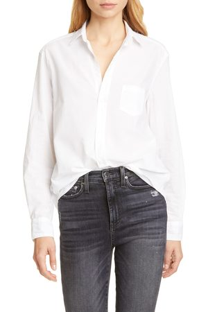 FRANK & EILEEN Women's The Eileen Italian Modal Shirt