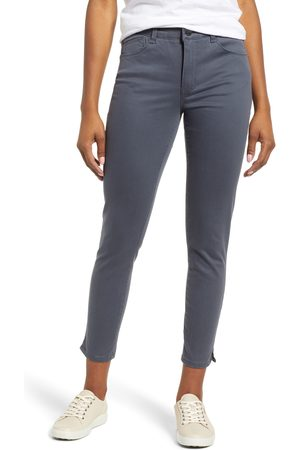 Wit & Wisdom Women's Ab-Solution High Waist Ankle Skinny Pants